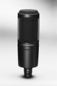 Audio Technica_at2020