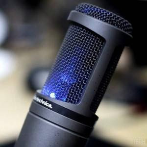 Micro phong thu audio-technica