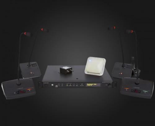 Hệ thống hội thảo,hội nghị số không dây ATUC-IR